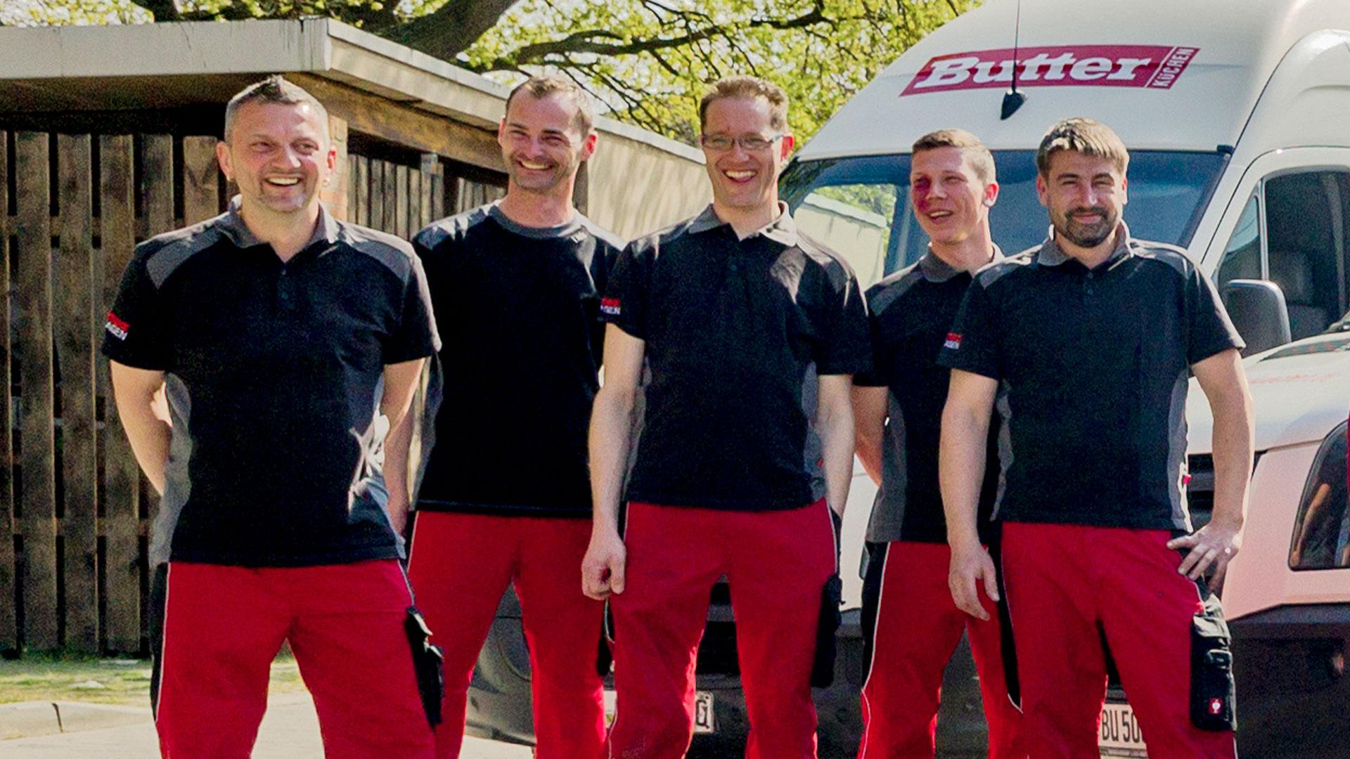 Team - Butter Küchenstudio Dresden